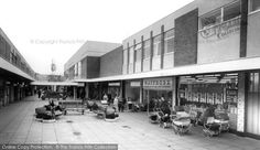 Dunstable, Broad Walk c.1965, from Francis Frith
