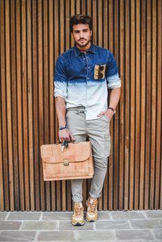 Mariano | Rocket Denim Shirt | Nohow Style