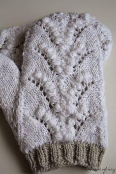 « rosannaofmay: Prinsessalapaset! Mittens, Knitted Hats, Diy And Crafts, Knit Crochet, Winter Hats, Socks, Knitting, Inspiration, Ideas