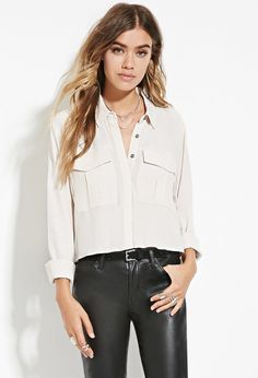 Product Name:Pocket-Front Shirt, Category:CLEARANCE_ZERO, Price:24.9