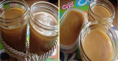 This creamy caramel recipe is the definition of happiness Creamy Caramel Recipe, Caramel Recipes, Fudge, Definition Of Happiness, Candy Making, Canning Recipes, Annie, Macaroons, Cheddar