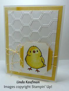 Linda K's Stampin' Page: Stampin' Up! Easter Cards