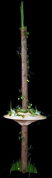 Flower Design | | Daiichiengei Co., Ltd. 2008 flower design competition Japan Cup ~ The Third ~