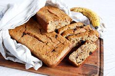 Søtt og saftig bananbrød laget med surdeig. Hvis du har noen overmodne, søte bananer så er det perfekt å bake bananbrød! Vi kaller det jo «brød», men det blir nesten mer som en kake. Men samtidig som det er søtt, så er det bakt med grovt mel og havregryn. Banabrød blir veldig saftig og holder ...read more →