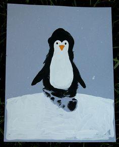 PenguinFootprint