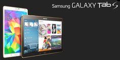 Samsung Galaxy Tab S #TheNextGALAXY