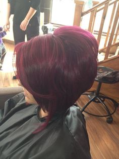 someone please let me do this to your hair!