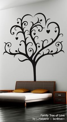 Family Tree of Love (close up from My Websites & Projects) by L. Halperin :: bcr8tive~