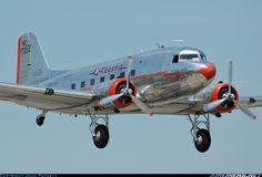 The famous Douglas DC-3