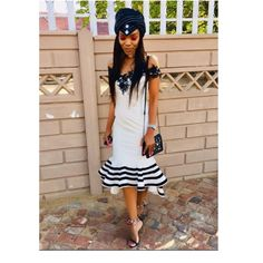 TRADITIONAL XHOSA DRESSES NEW IDEAS OUTSTANDING You're looking for a list of the latest TRADITIONAL XHOSA DRESSES styles, well, here it is. Want to know the best part? We update this list of Traditional styles weekly with multiple new ideas from traditional to your favorite Instagram celebrities' style. African Fashion Skirts, South African Fashion, African Fashion Designers, African Dress, Traditional Styles, African Traditional Dresses, Xhosa, Couture Dresses, Diy Fashion
