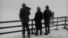 Stranger Than Paradise (1984) dir. by Jim Jarmusch