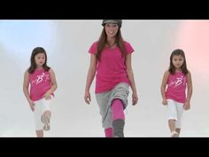DVD Street Dance For Kids - Full Training - YouTube