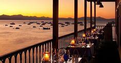 Restaurantes em South Lake Tahoe #viagem #california