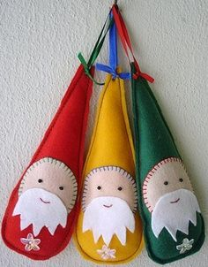 gnome Christmas ornament - just pic …