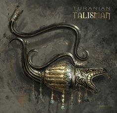 Turanian Talisman - Game: Age of Conan: Unchained