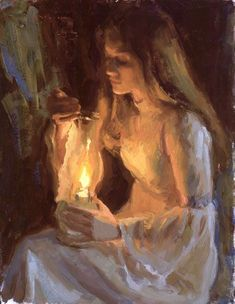 Michael Malm: Lessons in Light - painting Malm, Figure Painting, Painting & Drawing, Light Painting, Art Du Monde, Lights Artist, Art Ancien, Classical Art, Renaissance Art