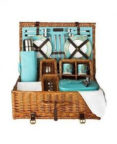 fortnum and mason picnic basket. it's insane how much I want one... and would probably use ONCE!