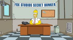 How The Simpsons live episode was created in After Effects's Character Animator tool - News - Digital Arts