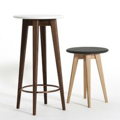 Bellini stools by nooknook. FSC timber
