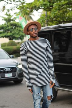 Nigerian blog 'Lagos Street Style' showcases some of the best looks spotted at Lagos Fashion and Design Week that took place last week.