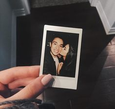 Jess and Gabe Conte | Polaroid