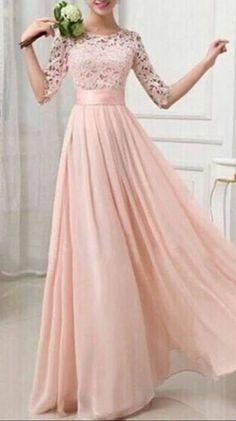 resmiGüpürlü Uzun Elbise