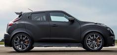 2017 Nissan Juke Nismo - side