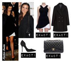 Sophia Smith by stylesofdanielleeleanorandperrie on Polyvore featuring Zara, Kurt Geiger, Chanel and Victoria Beckham
