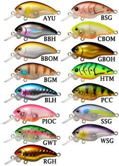 Maria Japan MC-1 D38F Deep Crankbait