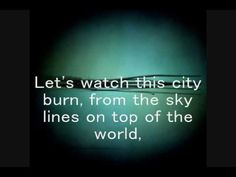 City - Hollywood Undead I love this song <3 <3 <3 <3 :D