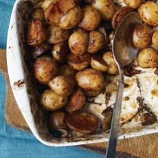 Balsamic-Glazed Potatoes