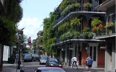 New Orleans City Night Wallpaper | More about New Orleans and USA city wallpaper.