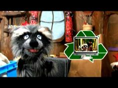 Mr. Furry Fur Fur - Recycling