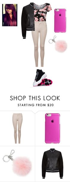 """""""Untitled #314"""" by nerdgirl14-boss on Polyvore featuring Topshop, Agent 18, Michael Kors and rag & bone"""