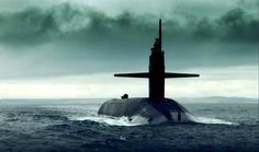 """The Largest Submarine in The U.S. Navy - Caries enough nuclear fuel for 20 years and can stay submerged for 6 months. It is a """"home away from home"""" for its crew."""
