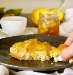 μαρμελάδα λεμόνι με τζίντζερ σε 1 ώρα - Pandespani.com