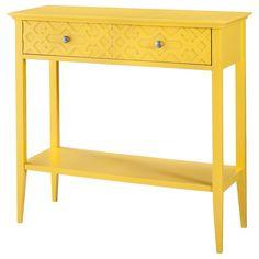Threshold� Fretwork Console Table $129