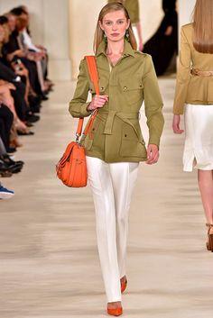Ralph Lauren Pret A Porter S/S 2015 Pasarela Nueva York