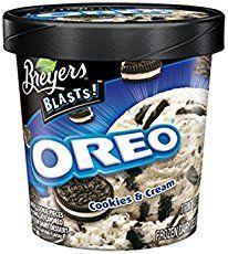 Order M&M's Chocolate Ice Cream Online Oreo Ice Cream, Ice Cream Candy, Ice Cream Cookies, Oreo Cookies, Ice Cream Flavors List, Oreo Flavors, Milk Shakes, Galaxy Ice Cream, Breyers Ice Cream
