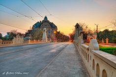 Baile Neptun si Podul Decebal - autor Antonius Plaian Taj Mahal, Beautiful Places, Places To Visit, Sidewalk, Country, Building, Amazing, Travel, Outdoor