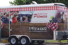 picnic basket truck - Google Search