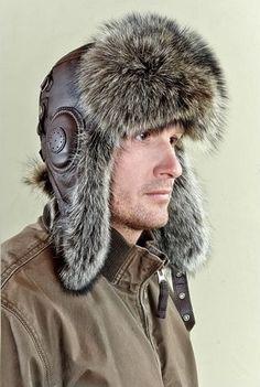 7375af05b8a Najlepsze obrazy na tablicy fur   leather hats (71)