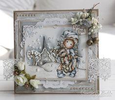 Camilla's Magnolia blog (Norway): Tilda with Little Rudolf ♥