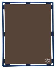 x Woodland Big Screen Panel - Dark Walnut Brown Earth Tone Colors, Earth Tones, Space Dividers, Dark Walnut, Kids Furniture, Woodland, Big, Play, Children Furniture