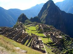 http://www.culturaltravelguide.com/how-to-plan-your-trip Machu Picchu is quite simply one of the most amazing places in the world, full of mistique and wonder. #Machu_Picchu #Peru