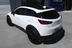 Mazda CX3 Roof Wrap | Under Wraps Australia