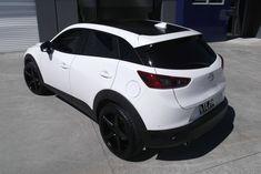 Mazda CX3 Roof Wrap | Under Wraps Australia