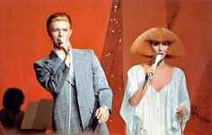 David Bowie performs with Cher on her TV Show (1975)