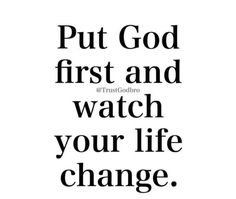 I'm just amazed at the way my life has changed. Thank you Jesus for second chances and new beginnings.