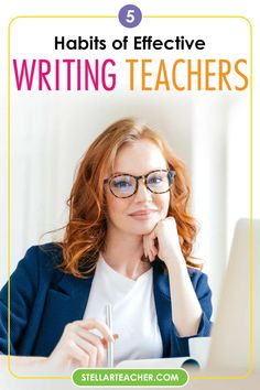 Do you dread your writing block?  Does it feel stale or boring?  This post gives you 5 great tips on how to be an AWESOME writing teacher!  Implement these in your classroom and you'll have stronger writers and writer's workshop will become your favorite time of the day! Writing Lessons, Teaching Writing, Writing Activities, Writing Prompts, Teaching Resources, Teaching Ideas, Narrative Writing, English Writing, Primary Classroom